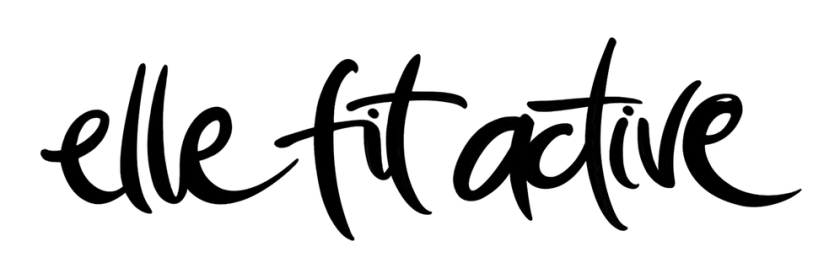 Elle Fit Active logo.