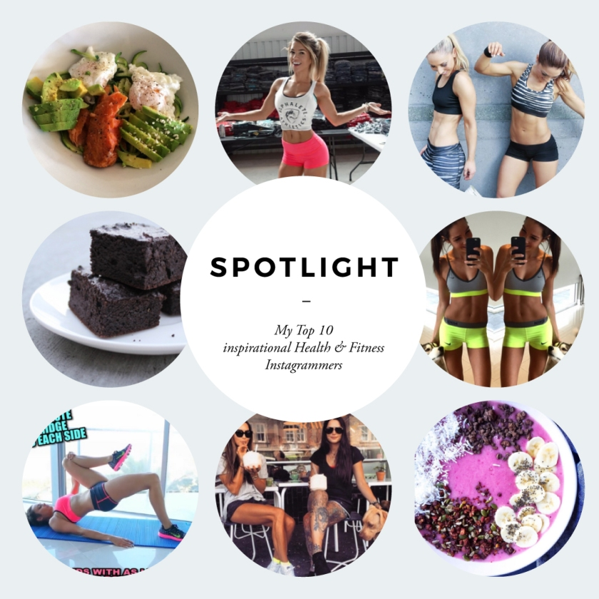 Top 8 Health & Fitness Instagrammers.