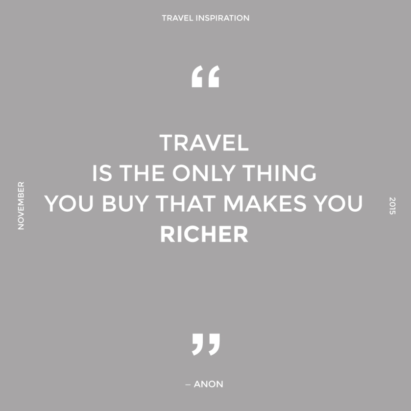 Travel quote by anonymous.